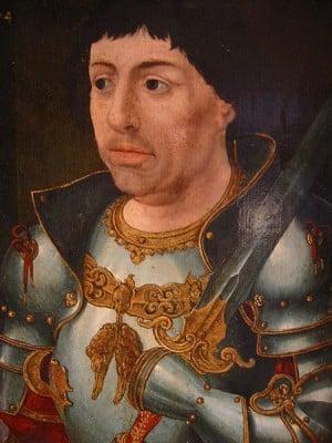 Charles the Bold, Duke of Burgundy