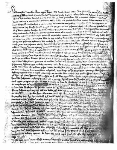 The Questioning of John Rykener 1395: Original Document