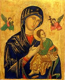 Our_Mother_of_Perpetual_Help - Virgin Mary