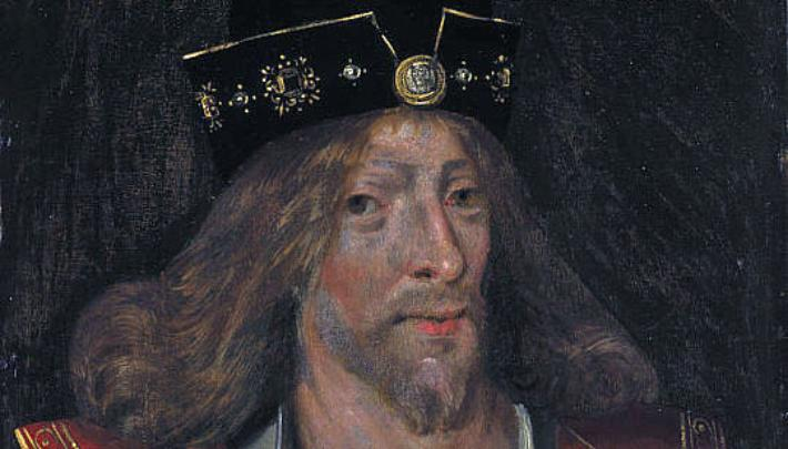 King James I of Scotland