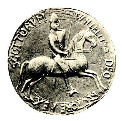 william I scotland