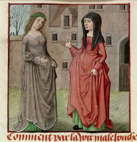 Girls Names from Medieval London