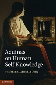 Aquinas on self knowledge