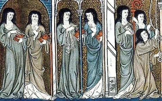 Medieval Cistercian Nuns