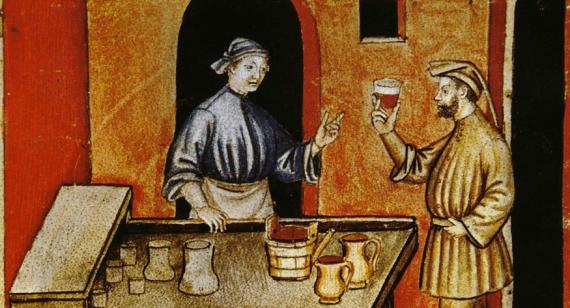 best medieval wine