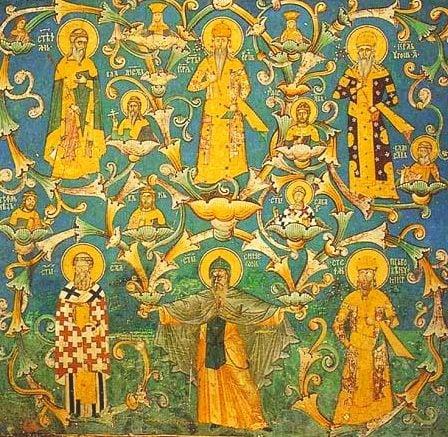 Nemanjic Dynasty - Serbia