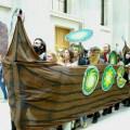 'Vikings' protest inside the British Museum over BP sponsorship