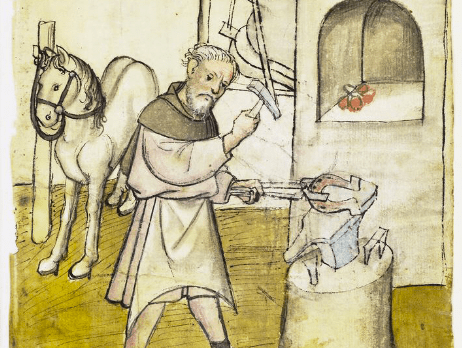 jobs middle ages