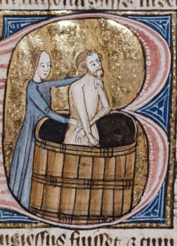 medieval hygiene myth