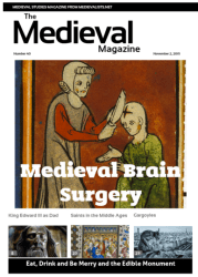 Take a look at our Medieval Magazine