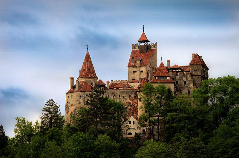 Castle Bran - photo by Dobre Cezar