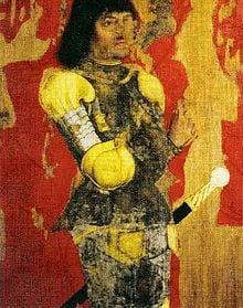 German Knight - Jörg (Georg) von Ehingen