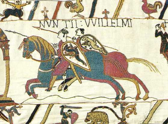 Ten Things You May Not Have Noticed in the Bayeux Tapestry