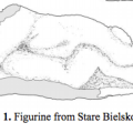 A figurine from Stare Bielsko. Sexuality in Middle Ages