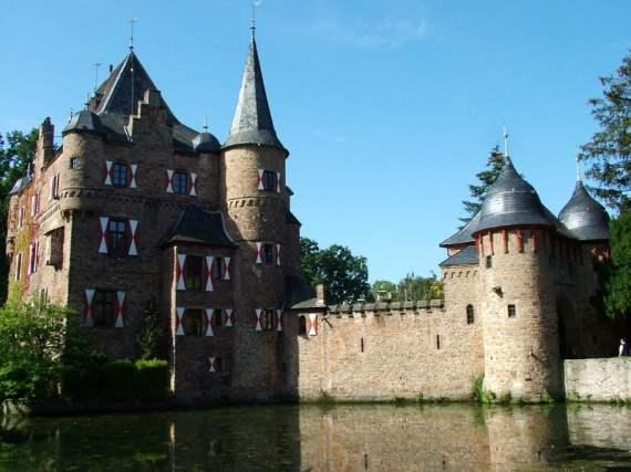 medieval castles in Germany