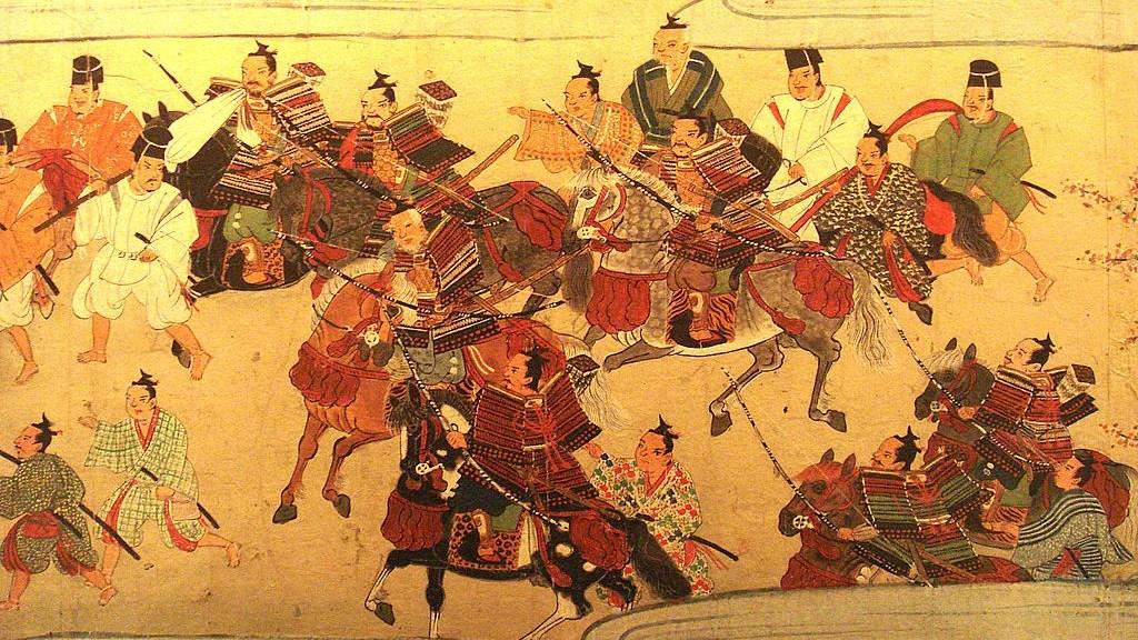 Muromachi Samurai (1538)
