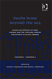 Deeds Done Beyond the Sea