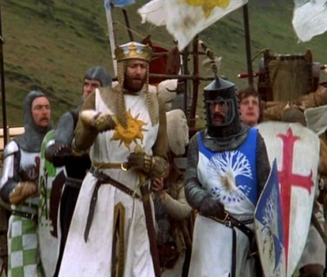 Not Dead Yet Monty Python And The Holy Grail In The Twenty First Century