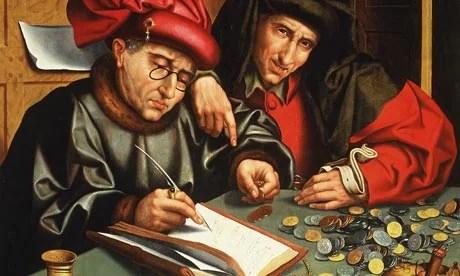 Medieval Money Lenders