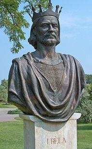 King Béla I of Hungary