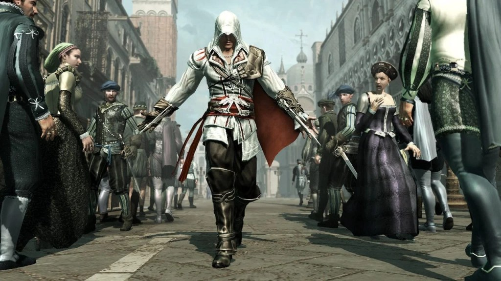 Assassin's Creed Character