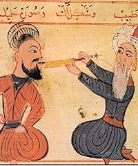 Medieval Islamic dentistry