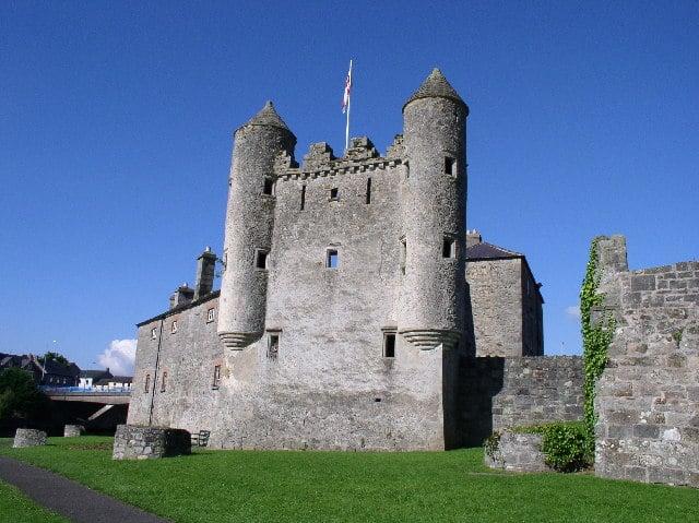 Enniskillen Castle - photo by Raymond Millar