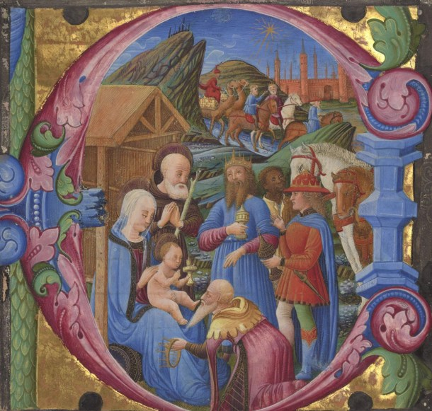 Gift giving in the middle ages new exhibition at the getty gift giving middle ages cutting from a choir book 1470s photo courtesy negle Images