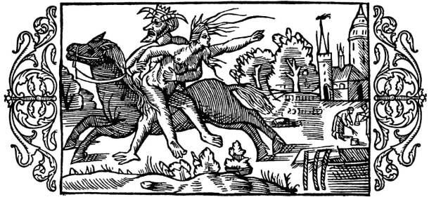 Olaus Magnus Historia om de nordiska folken. Bok 3 - Kapitel 21 (On the Punishment of Witches) 1555.