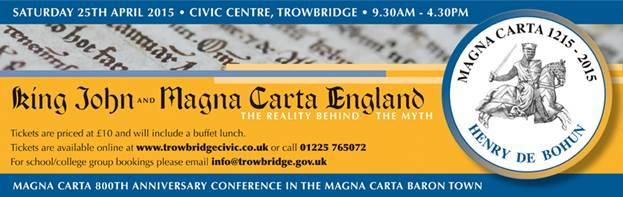 Trowbridge Magna Carta