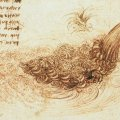From Tempests and Hydraulic Machines to the Arno Diversion: the Historical Significance of da Vinci's Study of Water