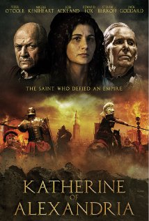 Katherine of Alexandria - movie poster