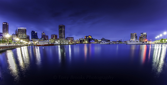 Baltimore - photo by Tony Brooks / Flickr