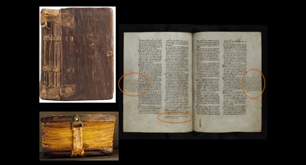 reading the medieval book