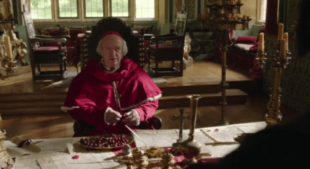wolf hall episode 1 review