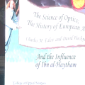 Ibn Al-Haytham's Contributions to Optics and Renaissance Art