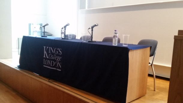 King's College London - Magna Carta Conference 2015