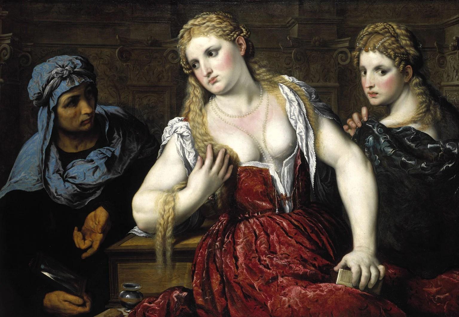 Dyes Diets And Deodorants Venetian Beauty Secrets