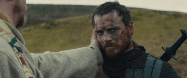 macbeth trailer fassbender