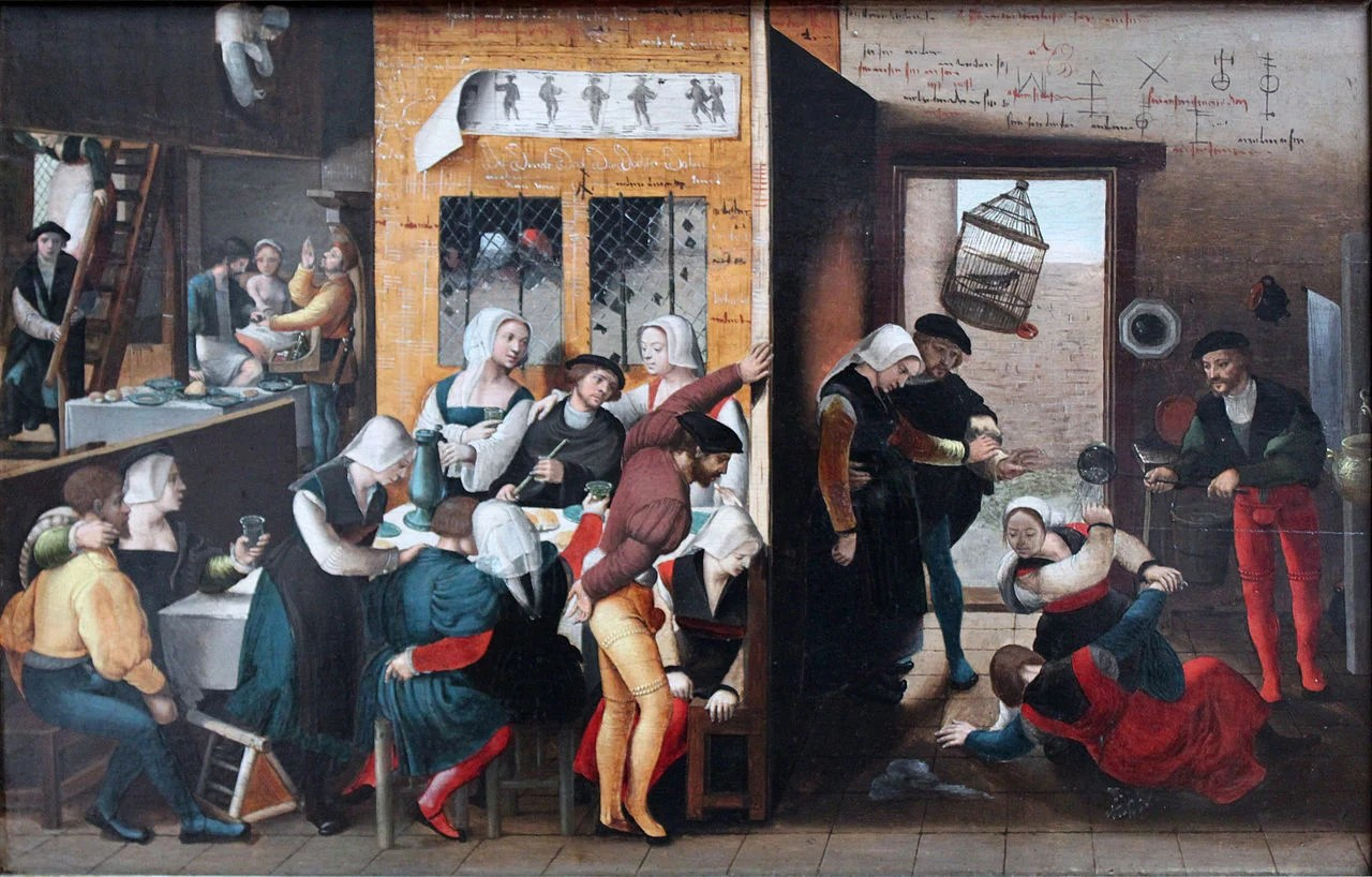 Prostitution in the Medieval City