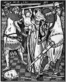 Sir Gawain and the Lady of Lys (1907)
