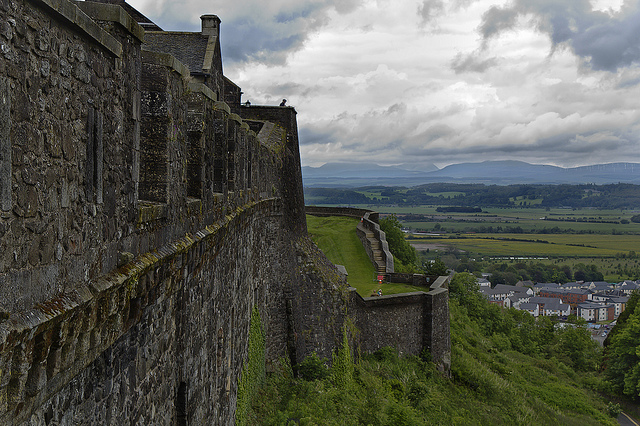 Ten Castles that Made Medieval Britain: Stirling Castle - Medievalists.net