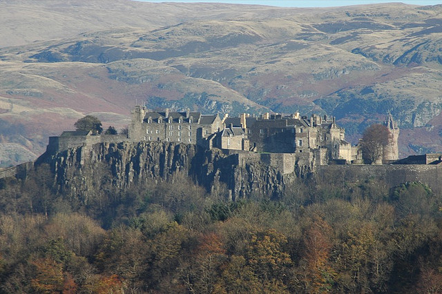 Ten Castles that Made Medieval Britain: Stirling Castle