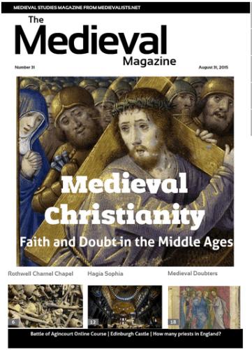 medieval magazine 31