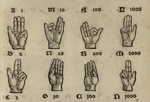 monastic sign language
