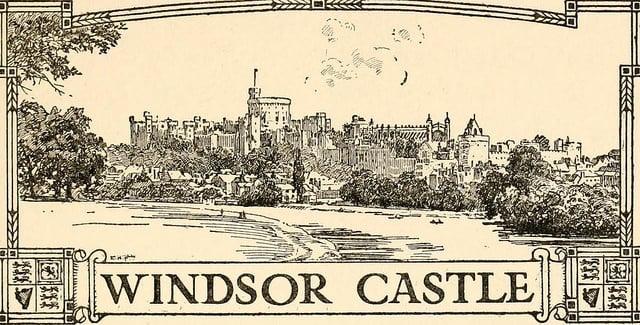 Ten Castles that Made Medieval Britain: Windsor Castle