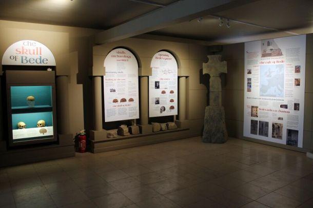 Skull of Bede Exhibition - Credit: Bede's World