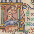 Livestock and animal husbandry in early medieval England