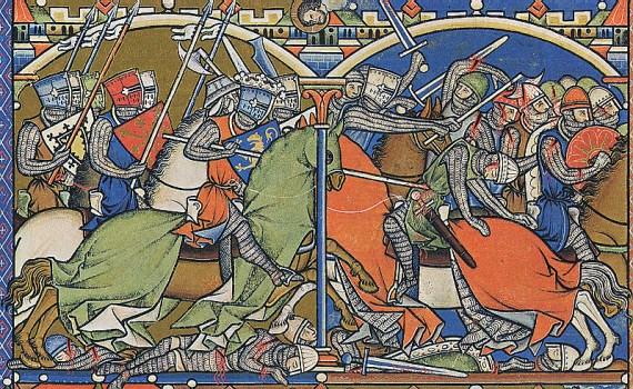 The Morgan Bible, 13th century