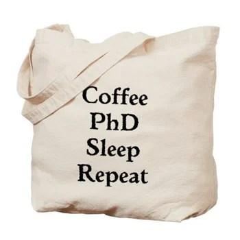 Medievalists.net - PhD Tote Bag